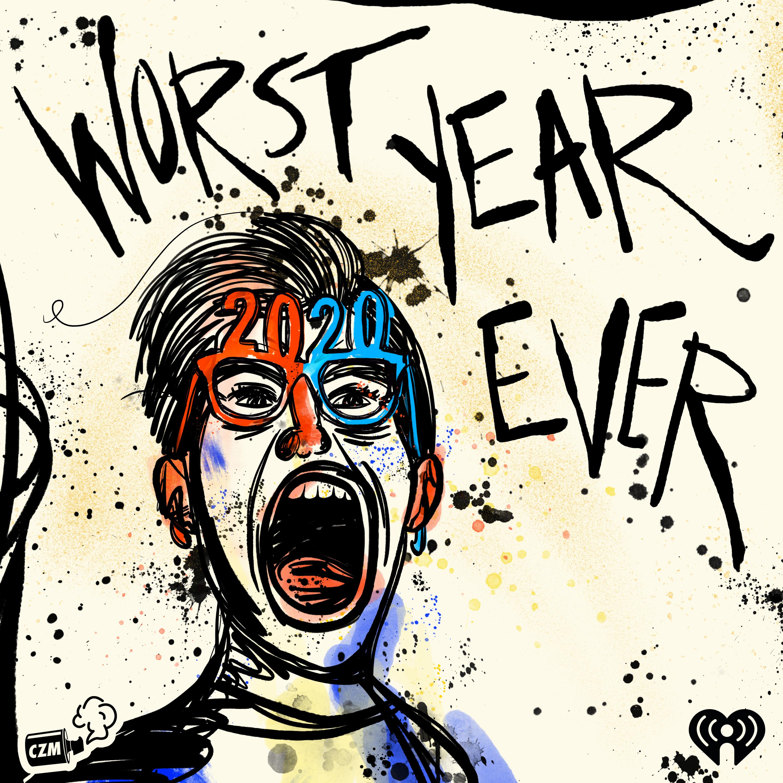 Worst Year Ever Logo